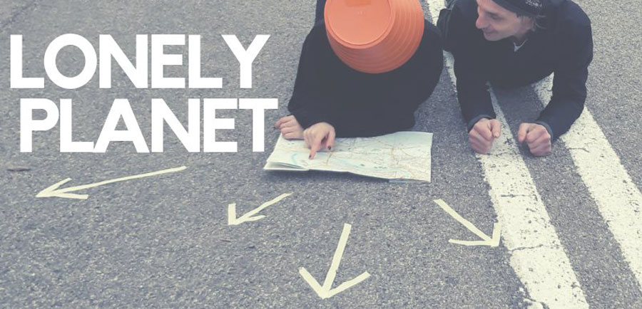 artisti evento Lonely planet