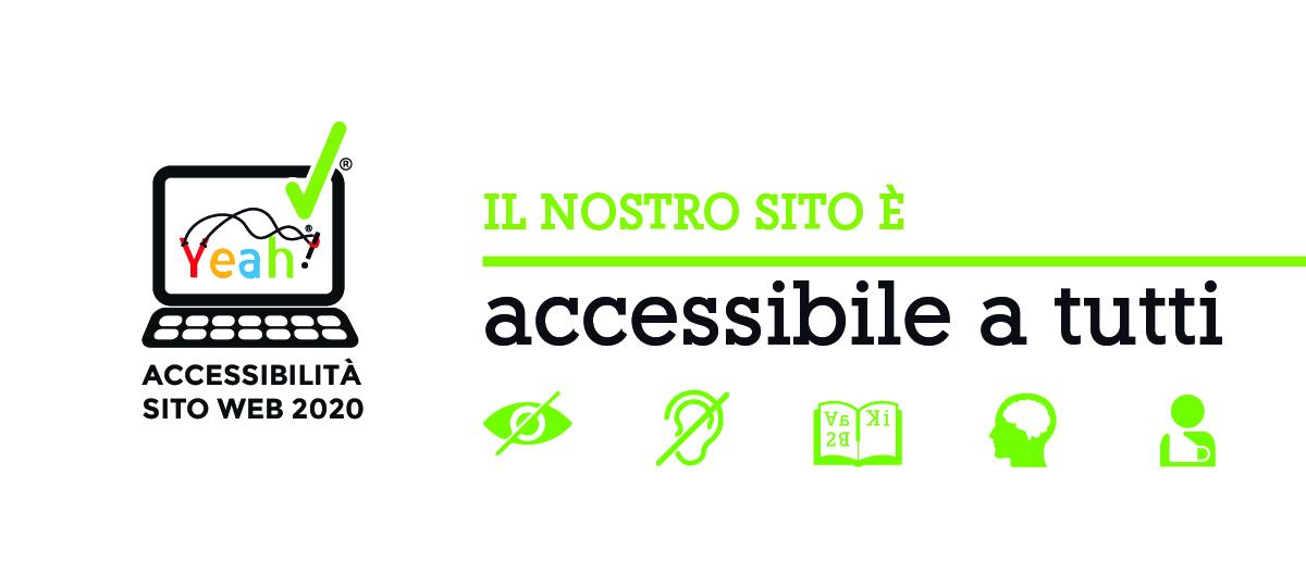 Banner Accessibilità